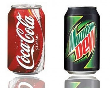 Why Do Soft Drinks Like Coca-Cola and Mountain Dew Contain Caffeine?