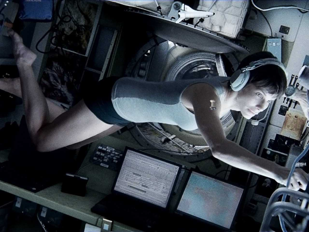 gravity the movie summary