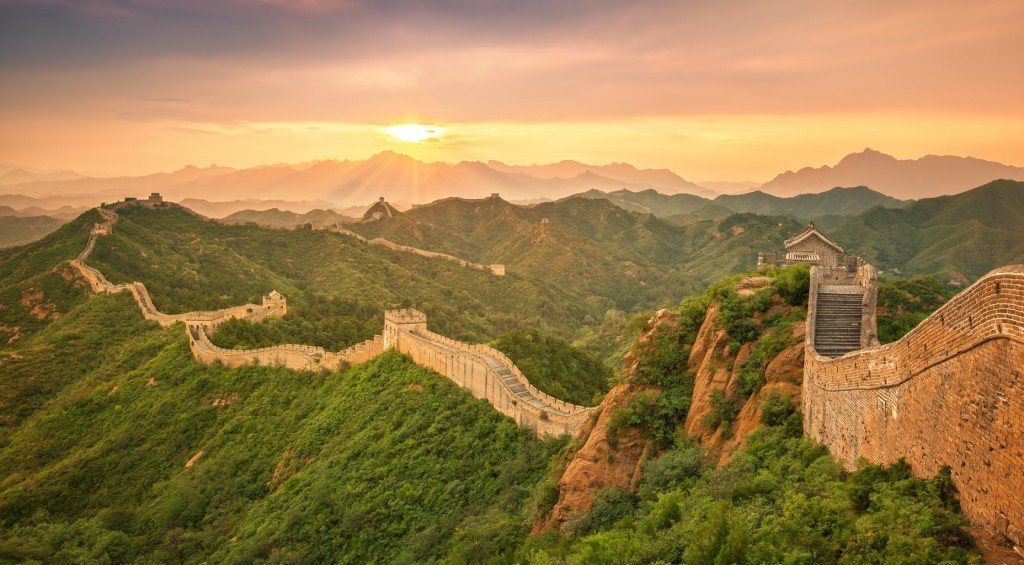 The Great Wall of China (Photo Credit: powerstock / Fotolia)
