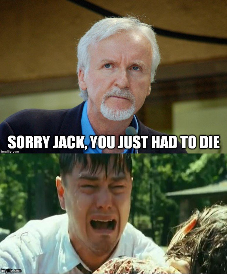 Jack crying