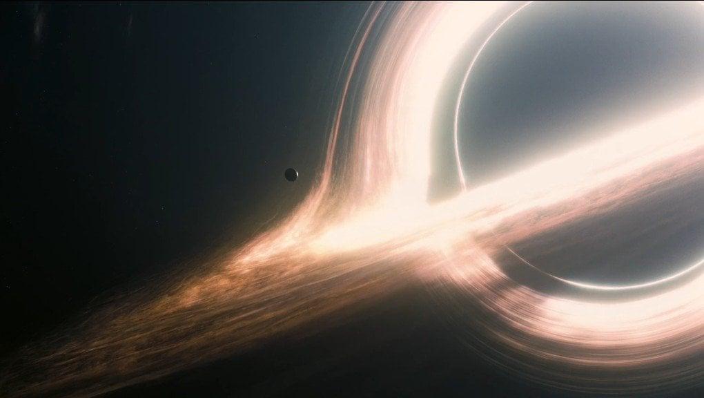 Interstellar Gargantua