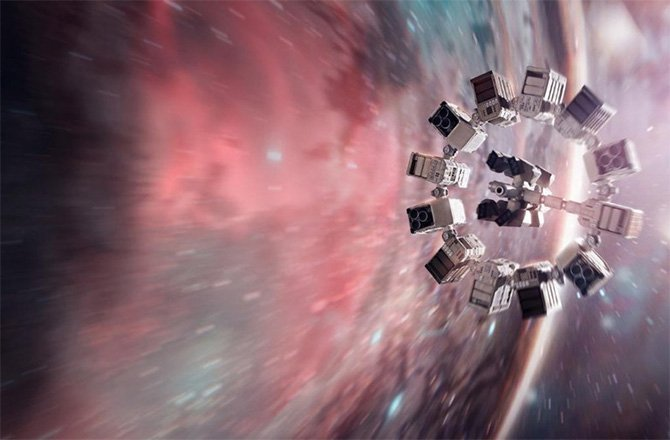 interstellar wormhole