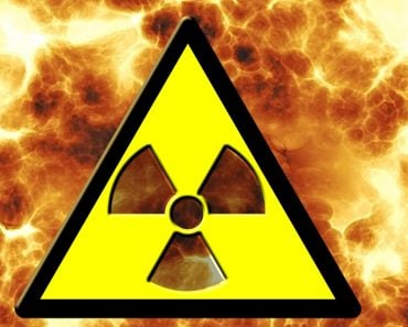 radioactive particles