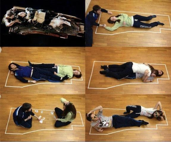 rose and jack positions on raft