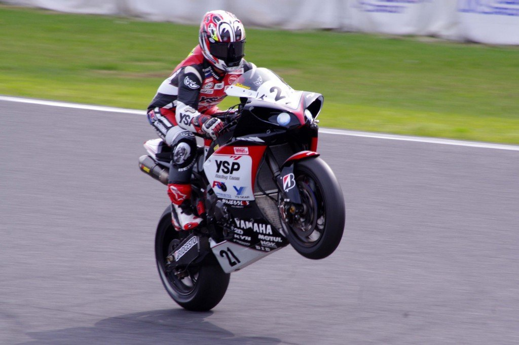 What's the Physics Behind a Wheelie? » Science ABC