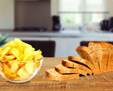 Chips & bread