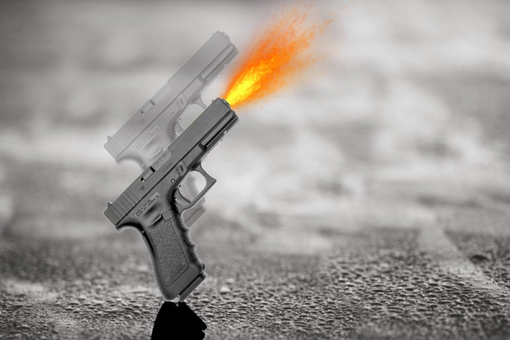 Accidental Discharge: Can A Gun Go Off If Dropped?