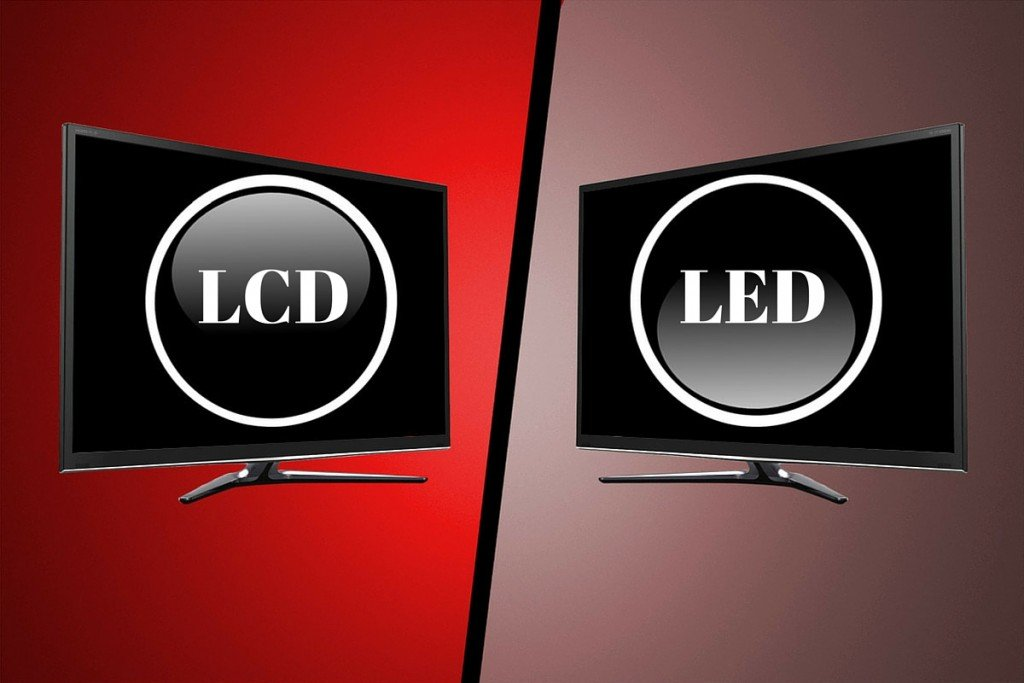 What's The Difference Between LCD And LED Televisions