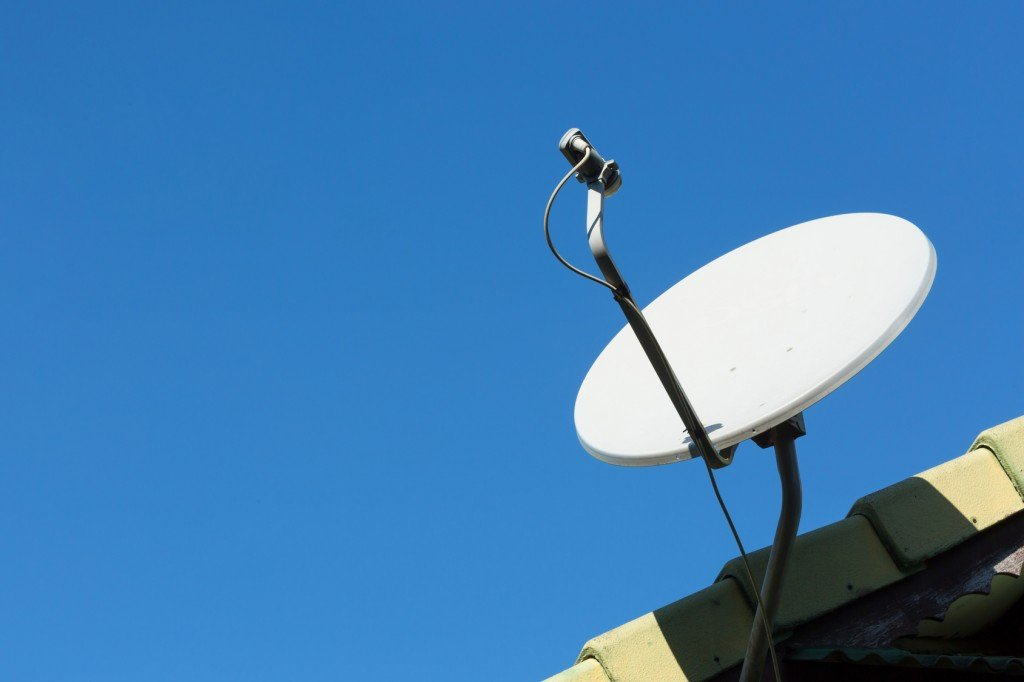 Why are TV Dish Antennas Concave? » Science ABC