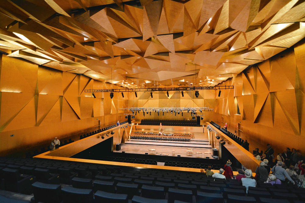 anechoic concert hall