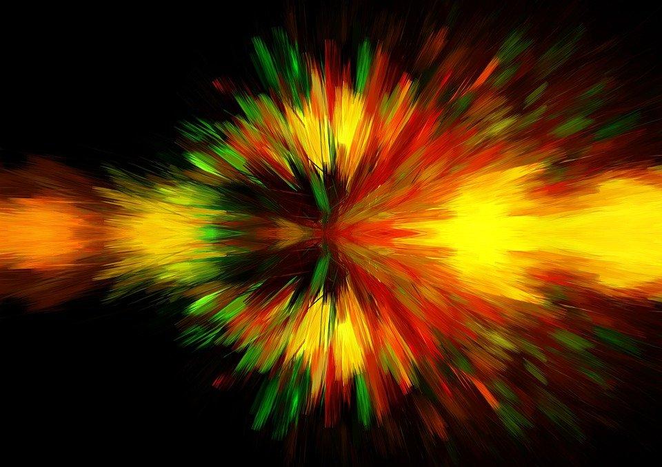particle collison