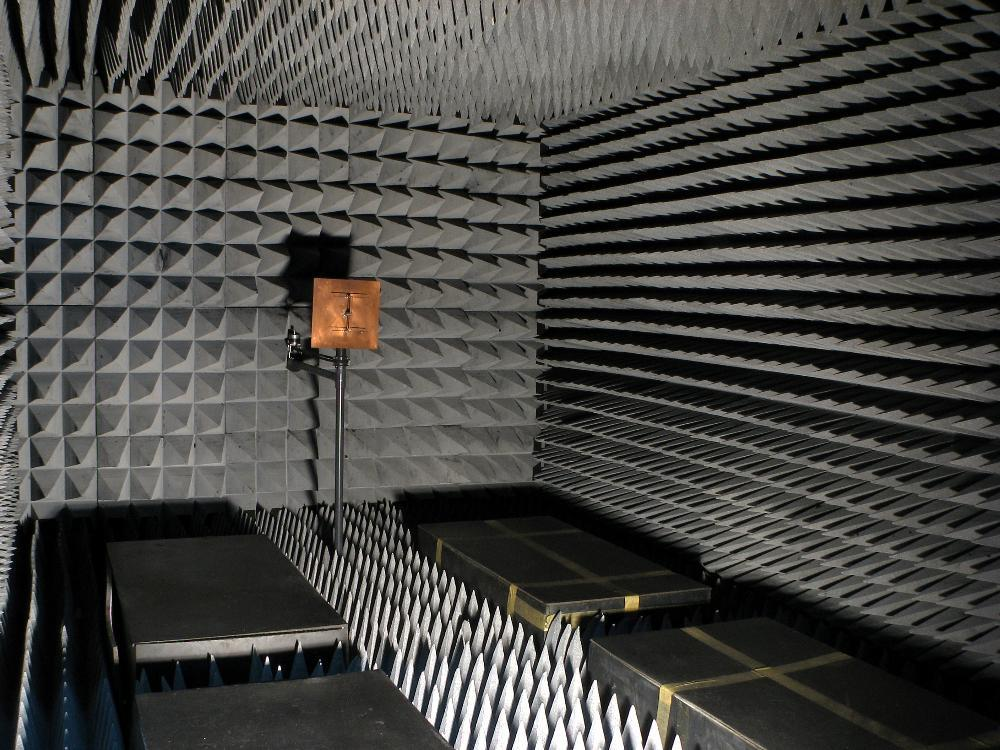 radio anechoic chamber