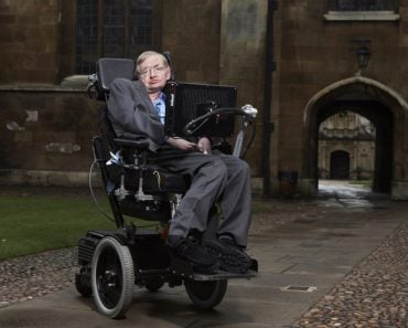 stephen hawking machinery