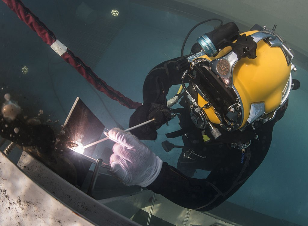 How Is Underwater Welding Accomplished 187 Science Abc