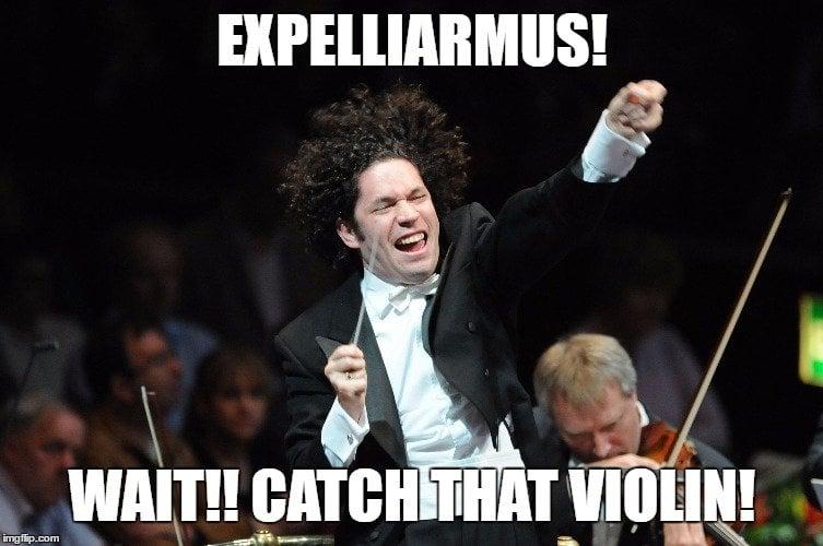 Conductor Meme