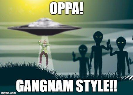 Meme Gangnam