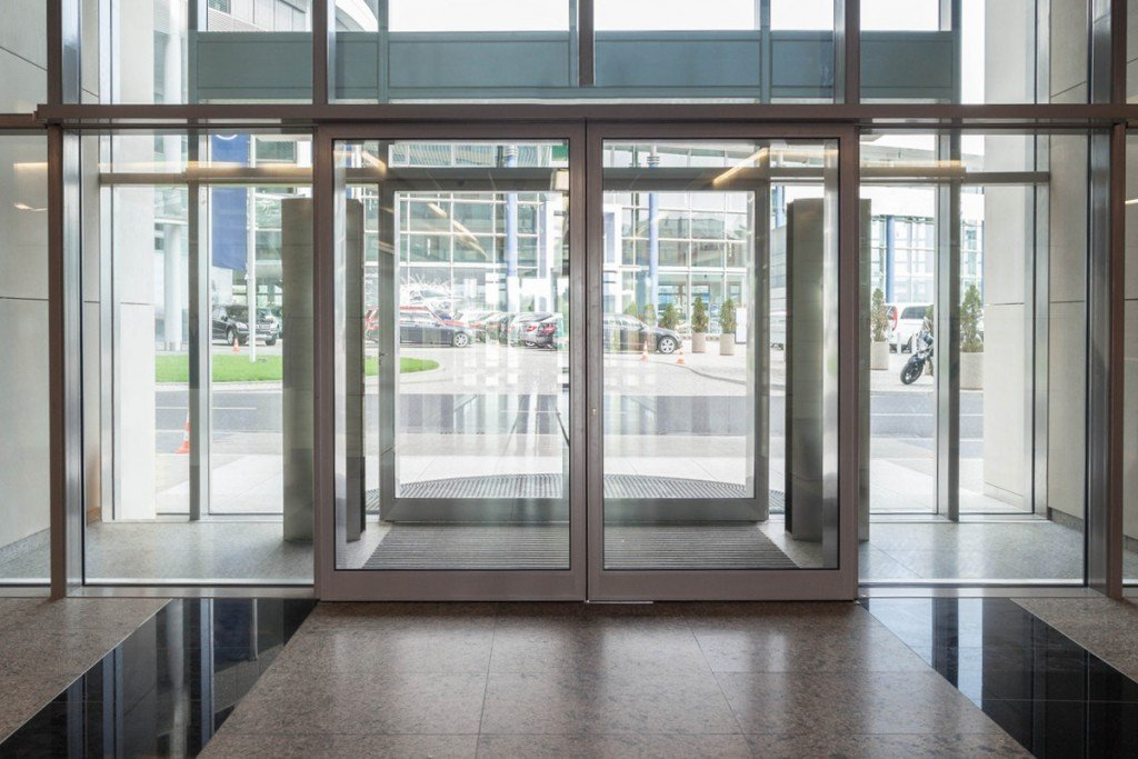 Door working how do automatic doors work