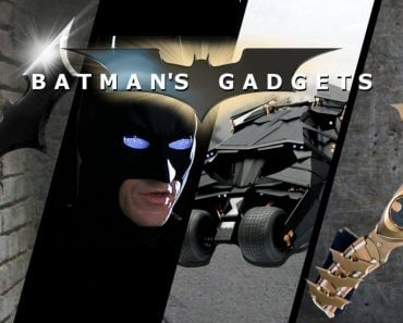 Batman's Gadgets