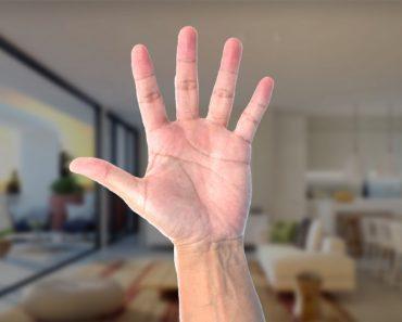 FInger & hand