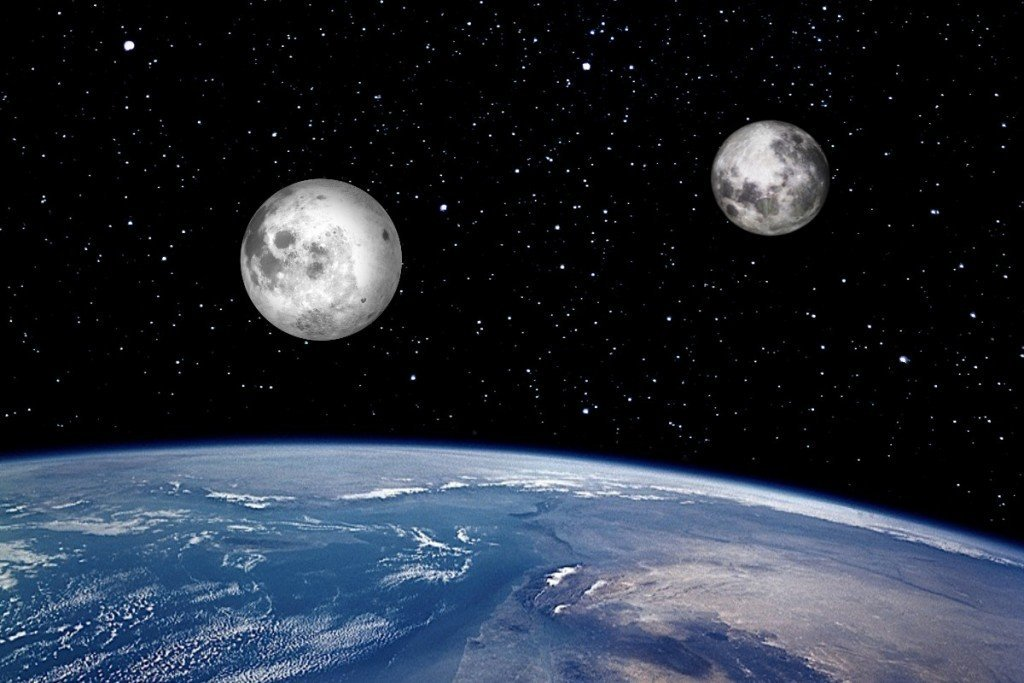 Does Earth Have Multiple Moons? » Science ABC