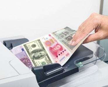 Currency note Printing