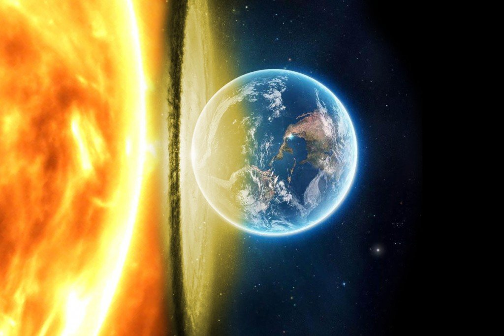 What Would Happen If Earth Stopped Revolving Around The ...
