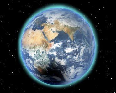 Ozon layer hole healing