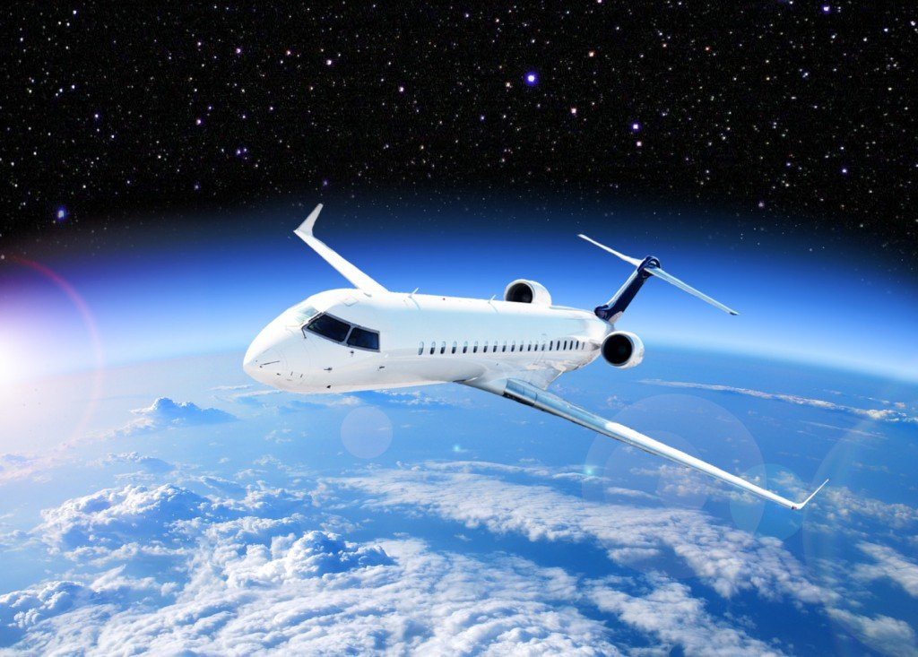 How high can airplanes go science abc for Flying spaces