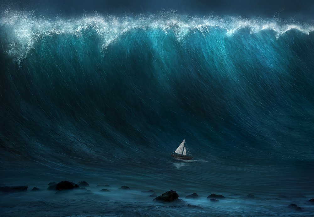 How To Make Natural Waves