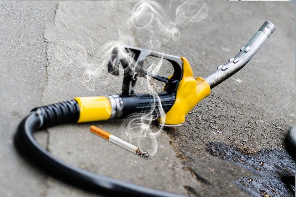 Does Gas Go Bad >> Can A Cigarette Ignite Gasoline? - ScienceABC
