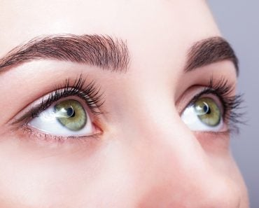 eyebrow brow eye makeup lash woman green eyes lady girl