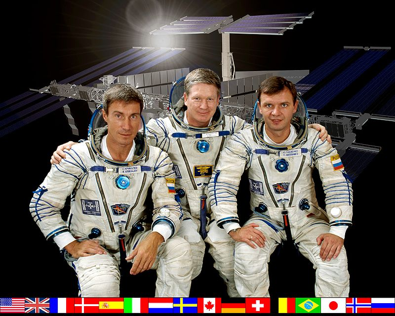 Crew of ISS Expedition 1