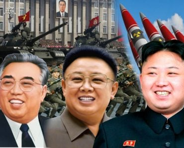 North korea leaders