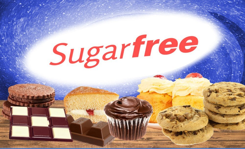 Sugar free featured