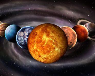Venus planets