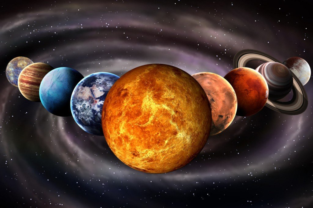which planet is the brightest when seen from earth science abc