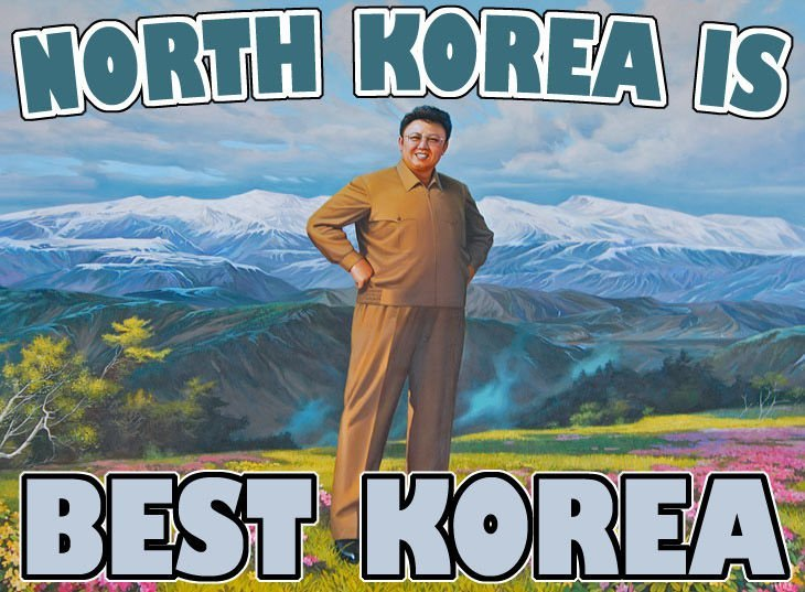 north-korea-is-best-korea