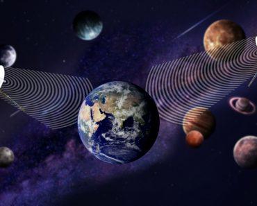 Voyager transferring data