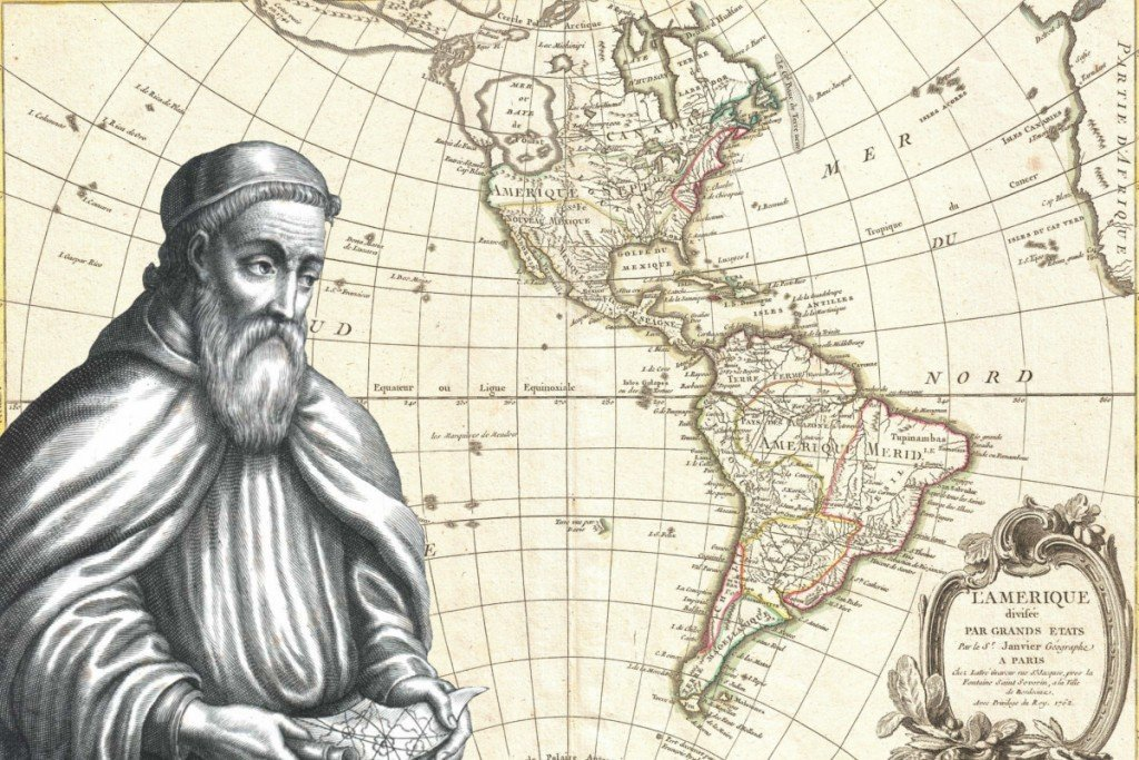 Amerigo Vespucci Map Of America.How Did America Get Its Name Science Abc