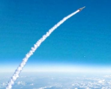 Why Do Rockets Follow A Curved Trajectory While Going Into Space?