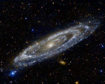 Galaxy Hydrogen planet
