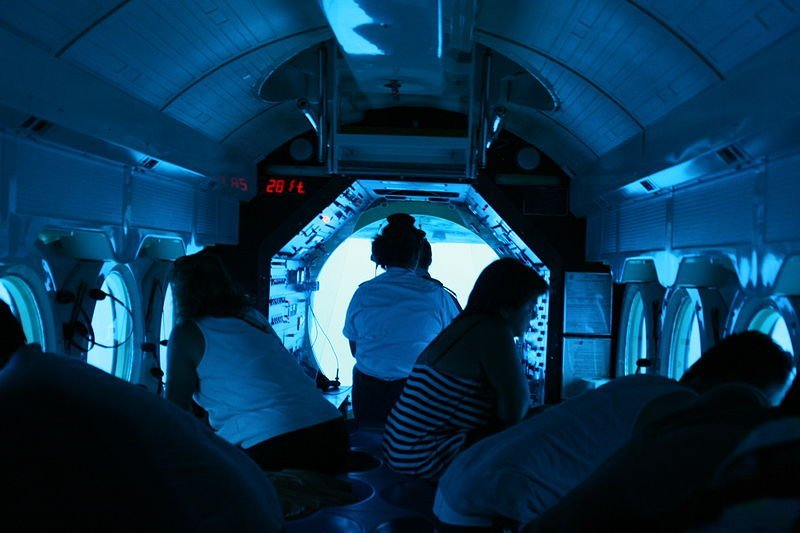 How Do People Get Oxygen and Drinking Water Inside A Submarine ...