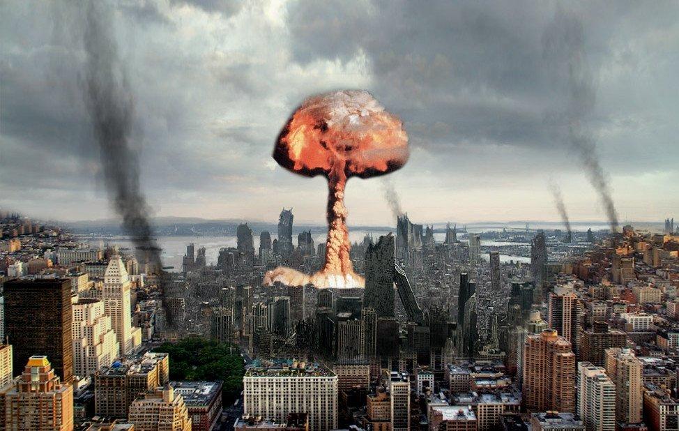 Earthquake By Nuclear Explosion