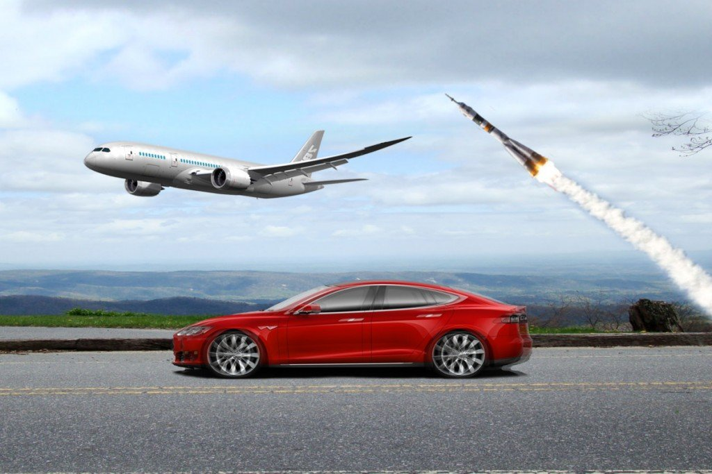 We Have Electric Cars But Will We Have Electric Rockets And Planes