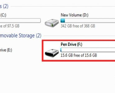 Why Do Hard Drives/USB Drives Show Less Space Than Advertised When Plugged In?