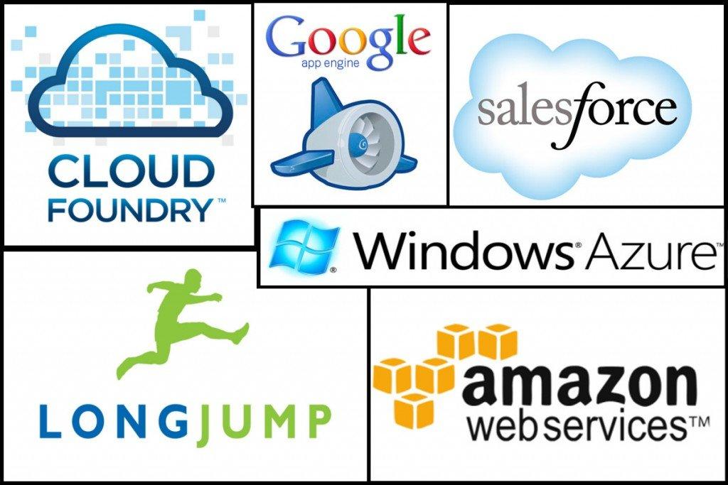 Platform as a service (PAAS) companies