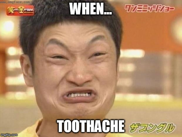 toothache meme how do cavities form in teeth? science abc