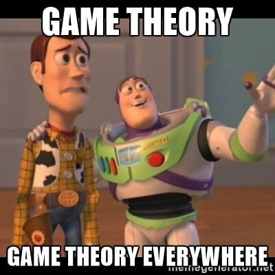 Game Theory meme