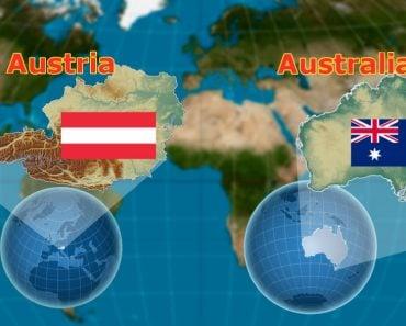 Austria And Australia