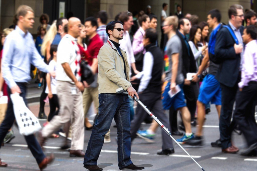 cae54a863ce Why Do Blind People Wear Sunglasses  - ScienceABC